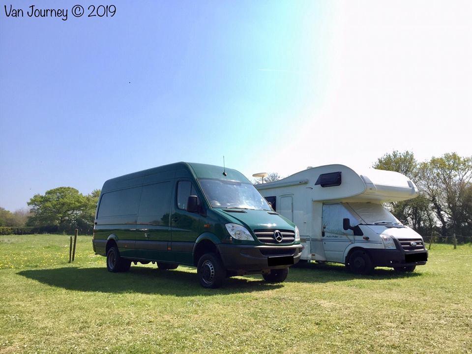 New Van & Big Project