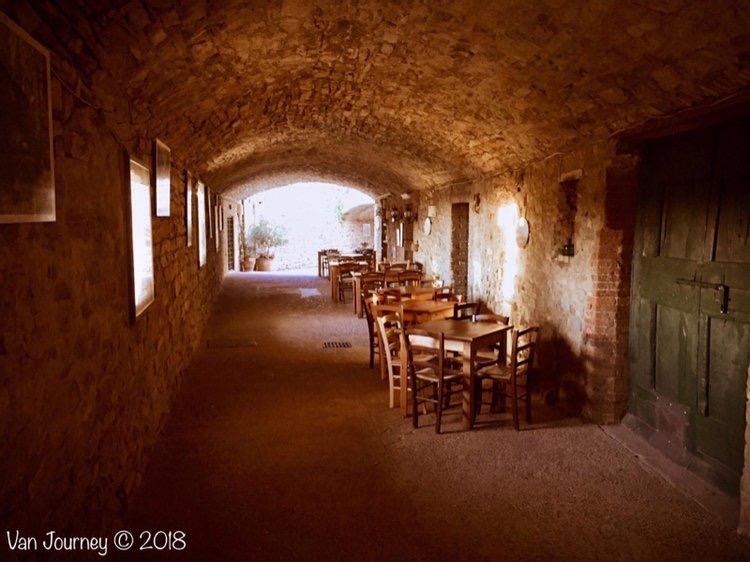 Castellina in Chianti, Italy