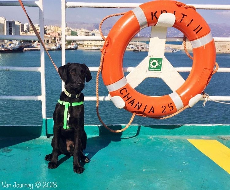 Crete – Mainland Greece Ferry and Kineta